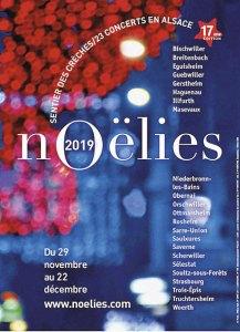 noellies - Les Noëlies mettent « en Avent » les musiques de Noël