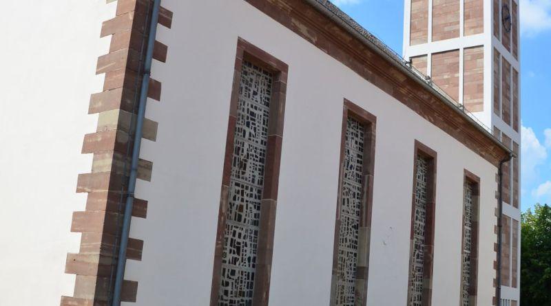 Adamswiller eglise protestante 6770 - Adamswiller – Église protestante