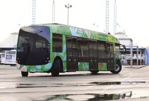 3 ©CTS bus APTIS - La CTS réceptionne son tout premier bus 100% électrique