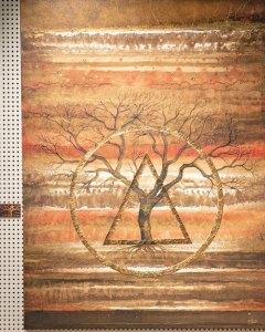 peinture - De la nature aux symboles