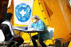 CoronavirusMedecinsMonde 045 - Au chevet des habitants d'un squat à Eckbolsheim