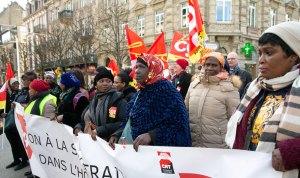 manif03 - Manifestation contre la sous-traitance chez Accor Hôtels