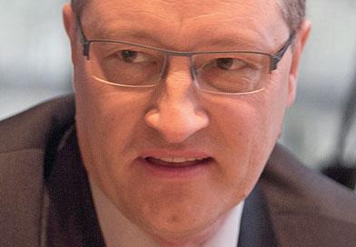 Le nouveau député Philippe Meyer