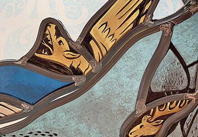 dragons vignette - Mylène Billand : La passion du verre