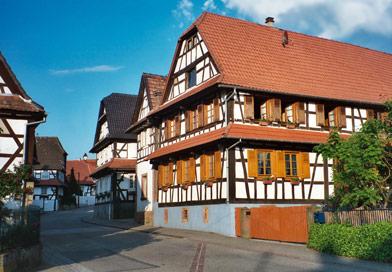 Hunspach, Village préféré des français