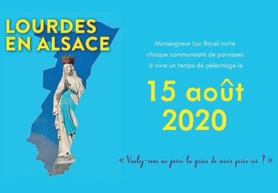 Lourdes en Alsace