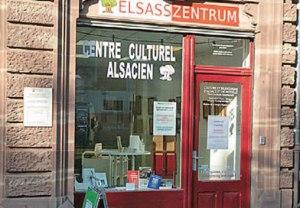 Centre Culturel Alsacien de Strasbourg
