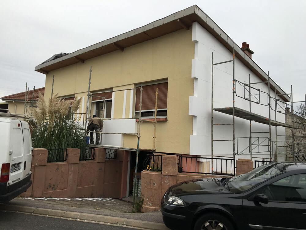 Devis : Travaux Isolation Phonique Immeuble (1 Euro)