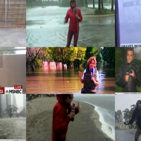 Huracanes y otros desastres naturales: consejos para periodistas