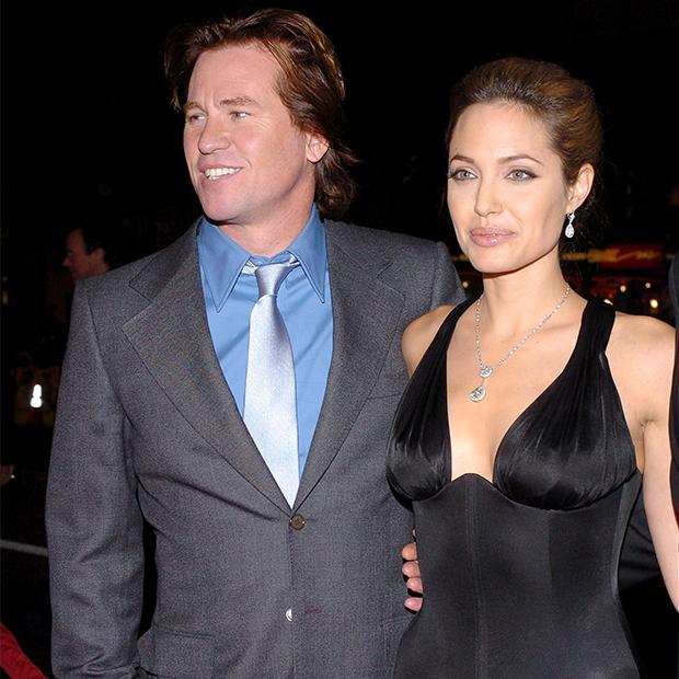 Angelina Jolie, Val Kilmer