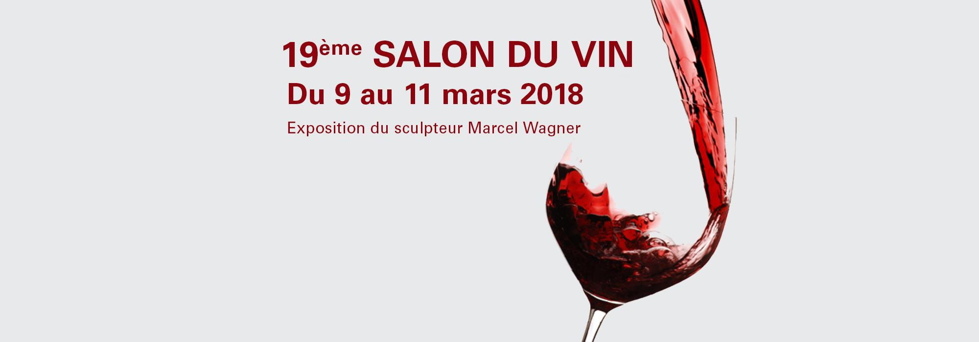 Salon du Vin 2018