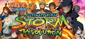 banniere_Naruto Shippuden Ultimate Ninja Storm Revolution
