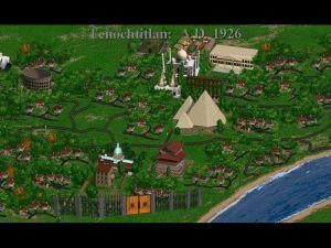 Screen 3 Civ II Ville