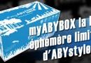 myABYBOX la Box éphémère limitée d'ABYstyle