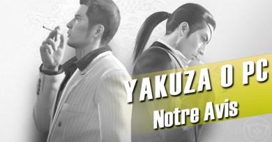 [Avis PC] Yakuza 0 – La Dragon de Dojima débarque sur PC
