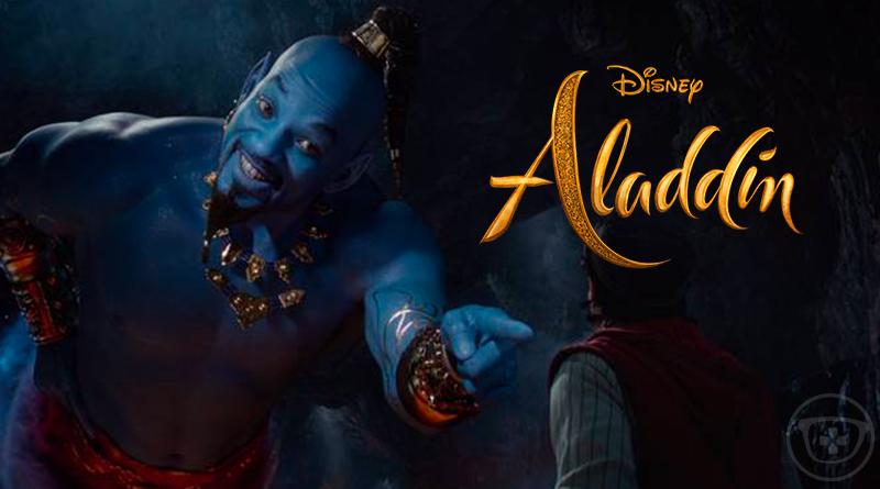 Le film ALADDIN de Disney se dévoile en 60 secondes !