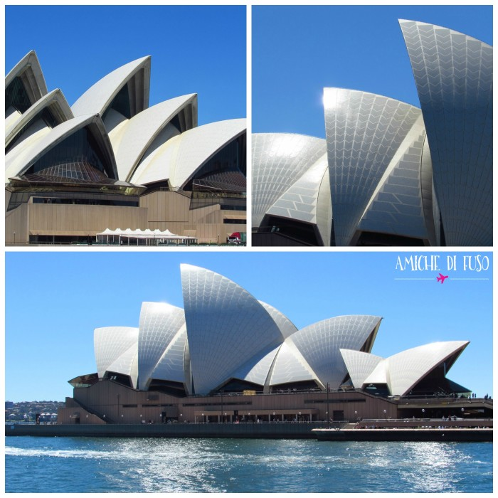 Sydney Opera House collage
