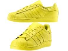 Adidas supercolor gialle