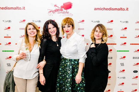 Le immagini del Beauty Party