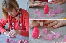 Foto di manicure e proteggi unghie