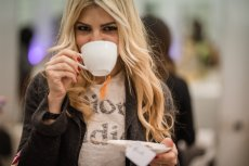 Le blogger al Tea Party di Amiche di Smalto