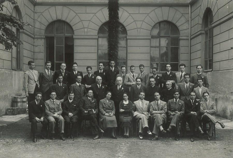 1936  3  Classe maschile