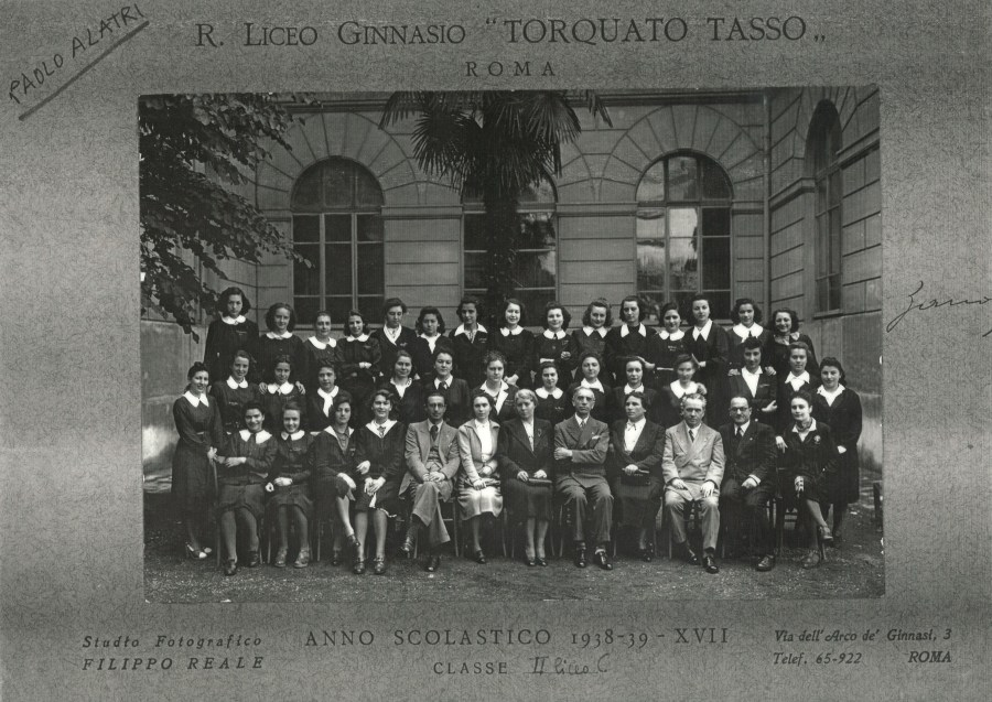 1939 2° C f Classe femminile