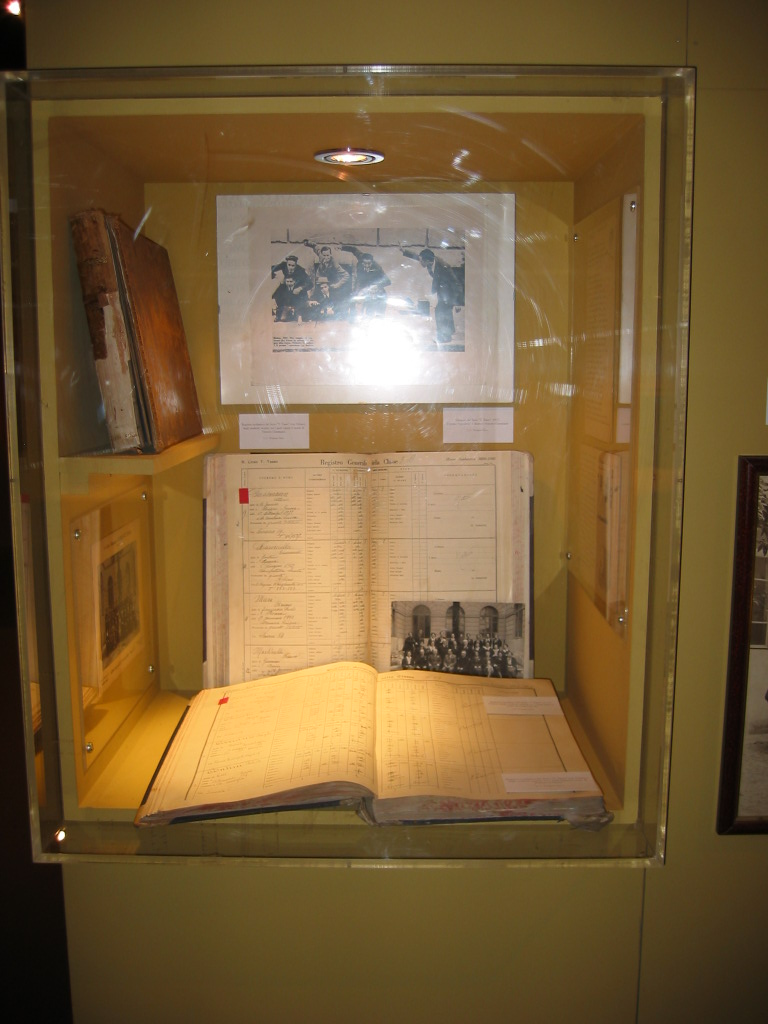 2006-5-12 Mostra 'Dagli archivi delle scuole romane'  (7)