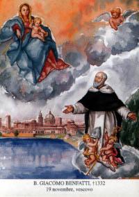 Beato Giacomo Benfanti