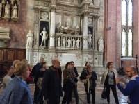 Visita alla basilica dei SS. Giovanni e Paolo - foto di Maria Gomierato