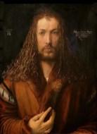 """""""Autoritratto""""Albrecht Dürer"""
