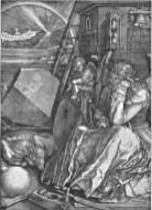 """""""Melancholia""""Albrecht Dürer"""