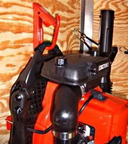 trimmer trap br 1 3 backpack blower rack holder