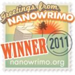 NaNo win!