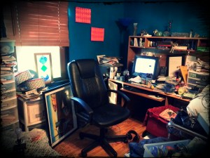 My dirty office 1/3