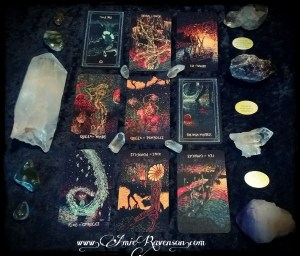 Wintertide Tarot Reading