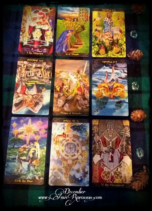 December 9 card reading