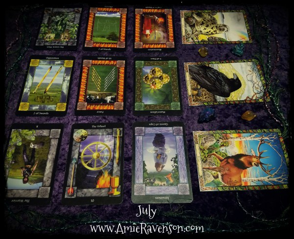 July 9 card reading