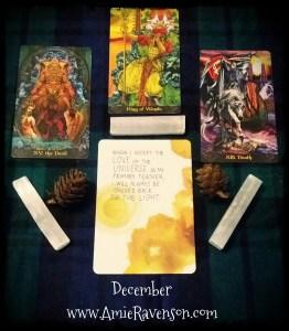 December 3 card reading