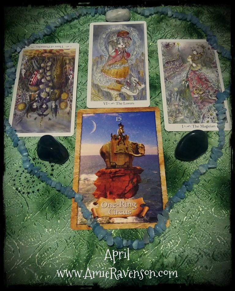 April 3 card reading