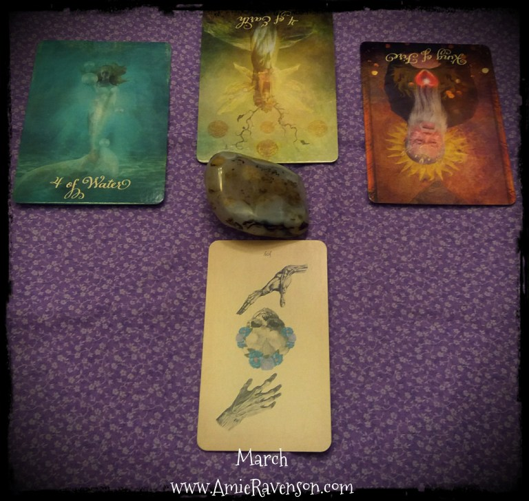 March 3 card reading