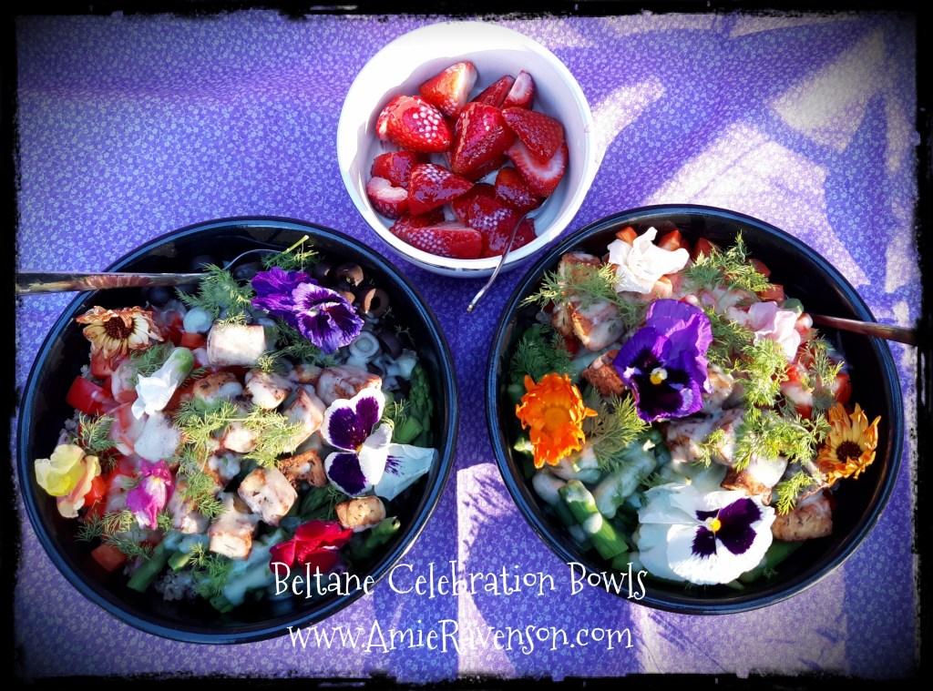Beltane Celebration Bowls Recipe
