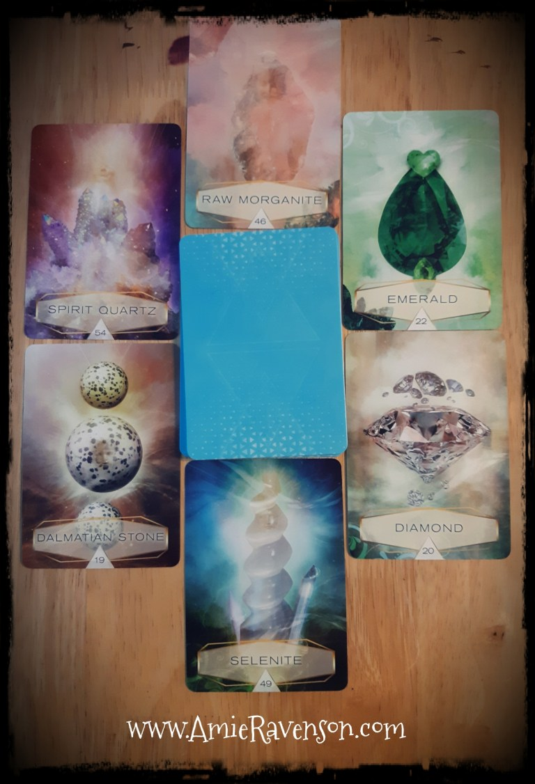 Crystal Spirits Oracle Interview