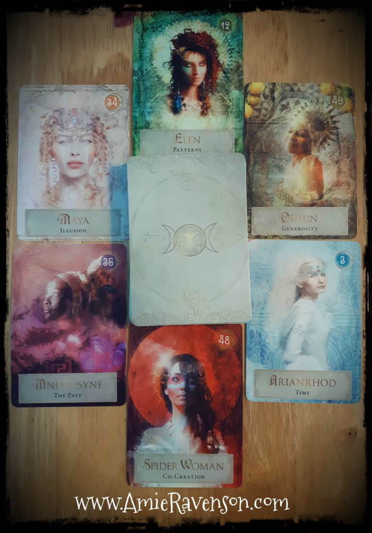 Goddess Power Oracle Interview