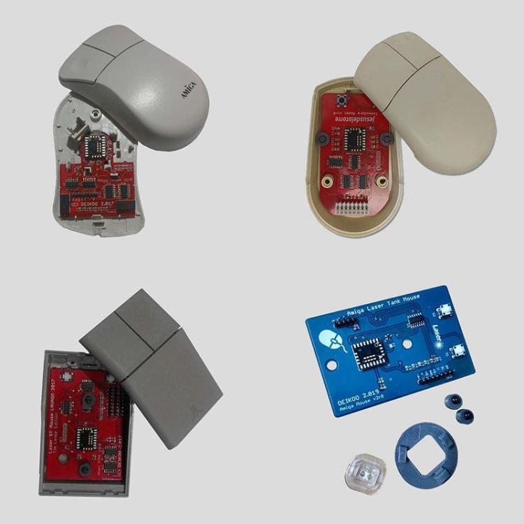 laser mouse upgrade amigaatari st1m