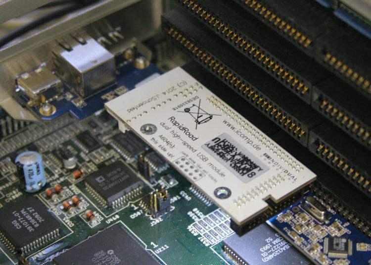 RapidRoad Xsurf Amiga USB
