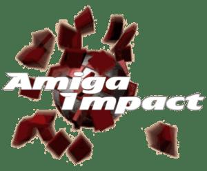 Logo d'Amiga Impact