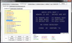 Amiga Bootblock Reader
