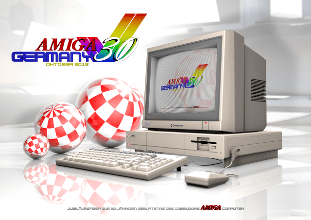 Amiga30, Neuss (Deutschland / Germany / Allemagne)