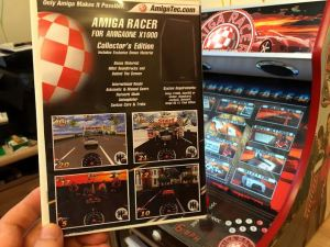 Amiga Racer Collector